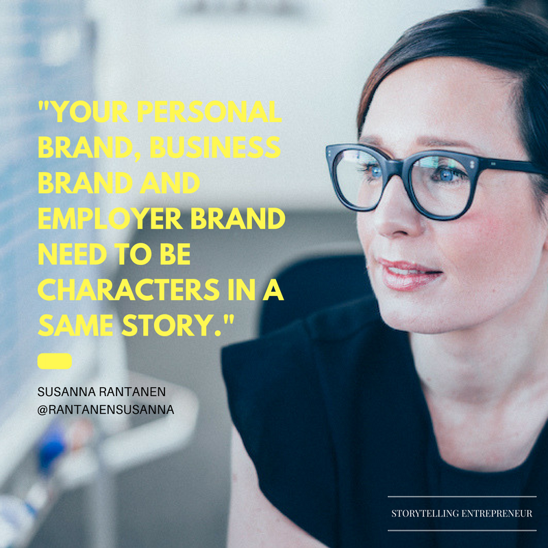 When should you start to think about employer branding- @RantanenSusanna